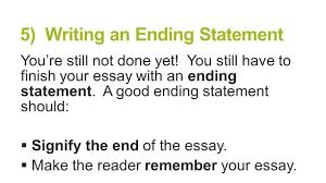 paragraph essay structure ppt video online 30 5