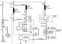 similiar ford charging system diagrams keywords ford taurus charging system wiring diagram in addition 1972 chevrolet