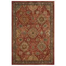 mohawk home salween garnet 5 ft x 8 ft area rug
