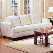 Small Picture Sofas Center White Leather Sofa Royalty Free Stock Photo Image