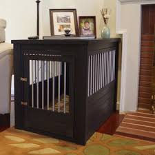 wooden dog crate furniture. Dog Crate Furniture \u0026 End Tables Wooden