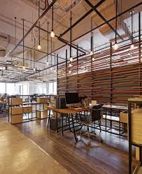 define office. this space uses different floor coverings to define areas office