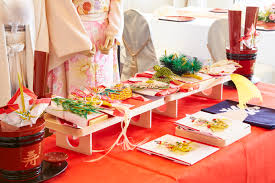 結納品の種類と結納品に込められた意味を紹介します!|TUTU沖縄(チュチュ沖縄)