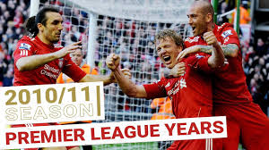 Every Premier League Goal 2010/11 | Kuyt's hat-trick and the return of King  Kenny - YouTube