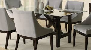 astounding dining room table glass top ideas  d house designs