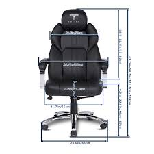 office leather chair. TOPSKY Executive Office Chair Large PU Leather With Adjustable  Headrest High Back Office Leather Chair