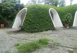 Building Underground Homes A Green Roofed Hobbit Home Anyone Can Build In Just 3 Days
