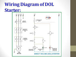 dol starter wiring diagram pdf 30 wiring diagram images single phase