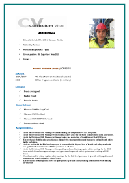 Maintenance Supervisor Sample Resume Maintenance Supervisor Resume