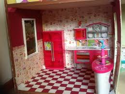 diy barbie dollhouse furniture. Barbie Dollhouse Kitchen DIY Diy Furniture