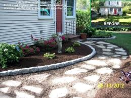 using wood for landscape edging incredible garden design with various lawn edging incredible image of garden