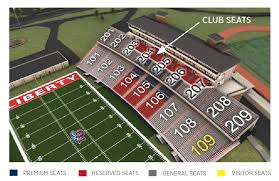 Hancock Stadium Seating Chart Joseph Kims Blog