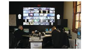 the 2016 surveillance deployment marks the first time an all digital surveillance system has been installed at the statue of liberty monument
