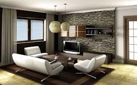 living room minimalist Living Room Blue Furniture Modern Ideas