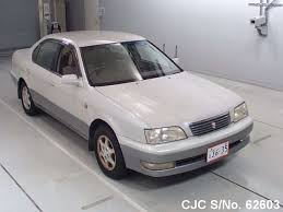 1996 Toyota Camry Pearl for sale | Stock No. 62603 | Japanese Used ...