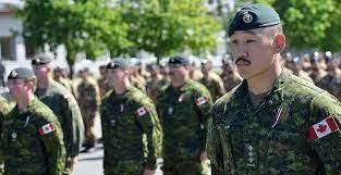 canadian military preparing for