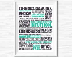 inspirational wall art for office. motivational wall decor inspirational quote print dorm room art college inspiration printable office for r