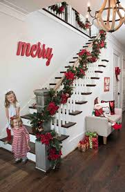 Best 25+ Christmas stairs decorations ideas on Pinterest | Christmas  staircase, Christmas decorations on stairs and Christmas decorations for  staircase