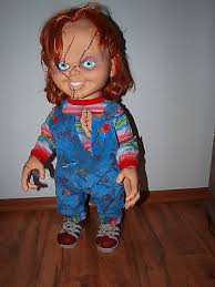 life size chucky doll dream rush chucky doll 202 300 life size doll limited to 300 pieces