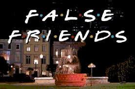 False Friends | Elen Fernandes