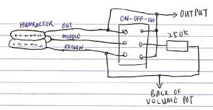 coil tap with spdt? fender stratocaster guitar forum Wiring Split Humbucker Dpdt Pot the resistor is important for some hb that the single coil is a little too glassy, this will tame the high a little Dpdt Relay Wiring