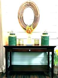round entry table ideas home interior a round foyer entry tables accent table decor round entry