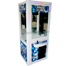 Claw Vending Machine Magnificent Prize Cube Crane Claw Machine