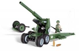 "Пластиковый <b>конструктор COBI</b> ""155 mm Gun M1 <b>Long</b> Tom ..."