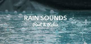 <b>Rain</b> Sounds - Sleep & Relax - <b>Apps</b> on Google Play