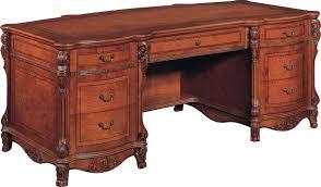 antique wooden office desk