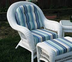 white wicker chair. Best Home Ideas: Appealing White Wicker Chairs Outdoor Of Decorating Resin Patio Furniture Set Genuine Chair