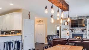 beam chandelier makarios decor rustic beam chandelier barn beam light