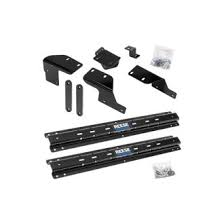 chevy silverado th wheel hitches custom brackets rollers reeseacircreg 5th wheel rails bracket kit
