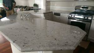 image of colonial white granite countertops photos