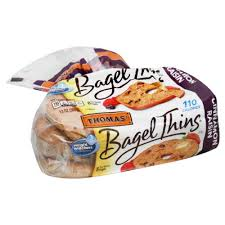 bagels thins pre sliced cinnamon raisin