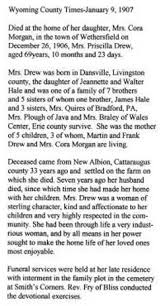 Priscilla Hale Drew (1837-1906) - Find A Grave Memorial