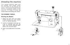 Thread A Singer Sewing Machine