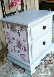 decoupage ideas for furniture. Decoupage Furniture Ideas Extraordinary How To And Change Hardware Style Petticoat Chairs . For U