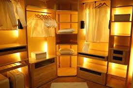 closet lighting wireless. Closet Lighting Ideas Wood Walk In With Built Wireless