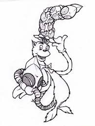 Small Picture Picture of Dr Seuss the Cat in the Hat Coloring Page Color Luna