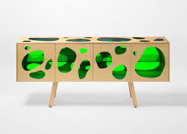 trends in furniture design. Aquário Cabinet By Campana Brothers Trends In Furniture Design