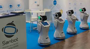 Image result for SANBOT