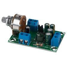 low voltage mono audio amplifier board njm386d lm386 ideal for 320 612 alt 2 jpg