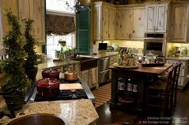 ... Inspiration Ideas French Country Kitchens Photo Gallery And Design  Ideas With Antique White Country Kitchen ...
