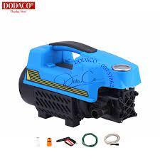Máy rửa xe áp lực cao DODACO Q2 QM 1500W phun xịt rửa ô tô xe máy cho gia  đình đủ bộ kèm tay xịt rửa và phụ kiện