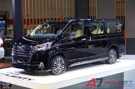 All New Toyota Majesty รถตู้ระดับพรีเมียมรุ่นล่าหรูเทียบ Alphard เริ่ม  1.709 ล้านบาท