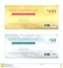 scentsy gift certificate template voucher or in luxury gold and card ilrator 7