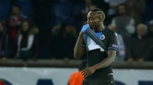 Mbaye Diagne écarté du noyau A de Bruges: «C'est à lui de montrer qu'il  veut faire partie du groupe», affirme Clement - Le Soir