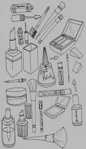 Free Sports Coloring Pages To Print Makeup Colouring Sheets Google