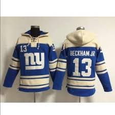 Poshmark Other Giants Beckham Jr Nfl Odell Hoodie Jersey Laced